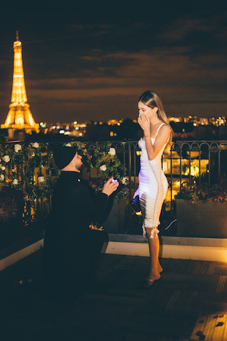 paris proposal idea