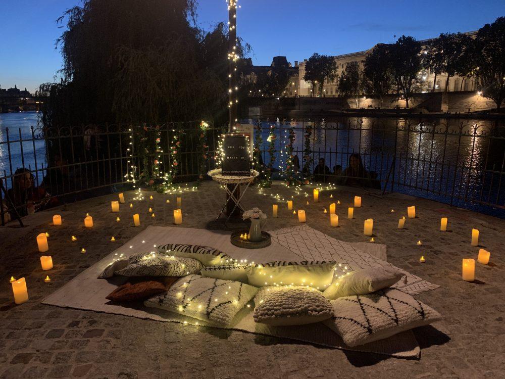 romantique Paris