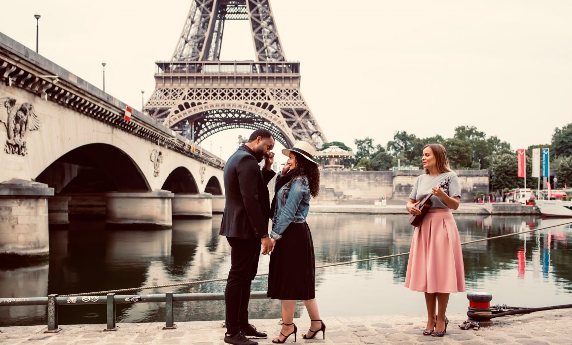 best paris love songs proposal