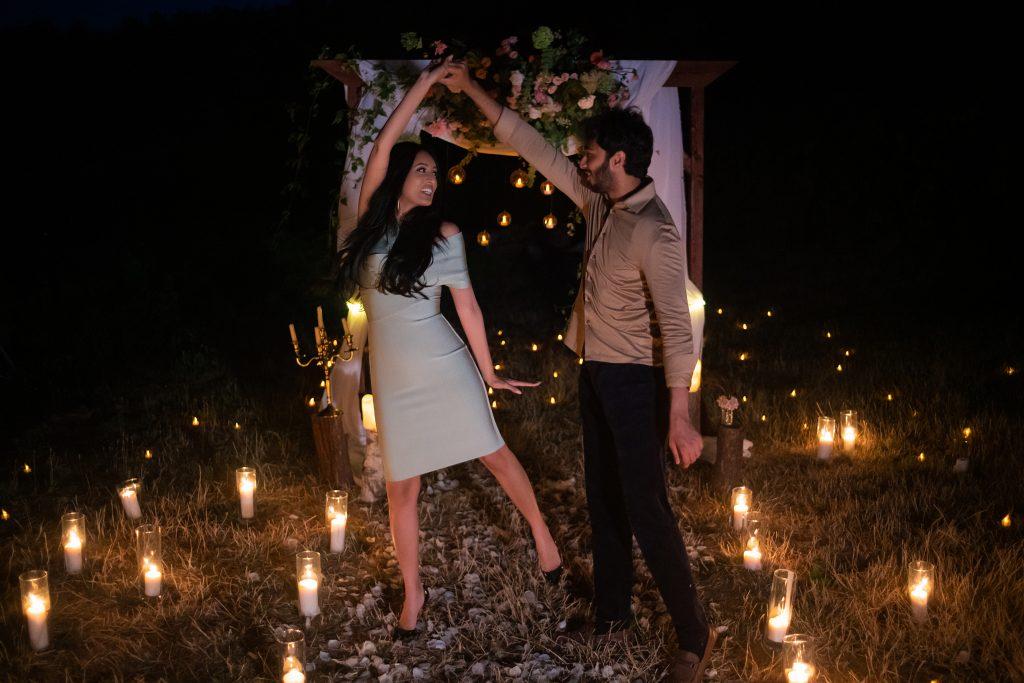 magical proposal nightfall