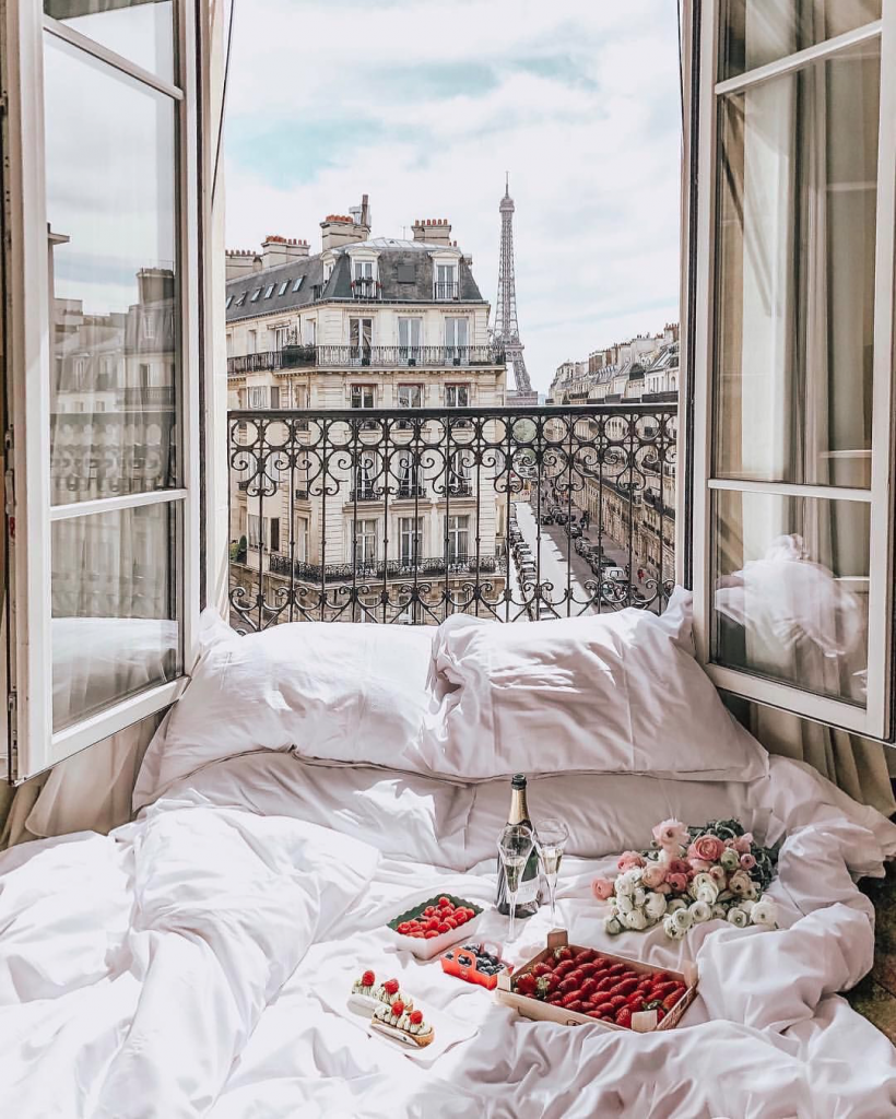 romantic hotel paris for a proposal